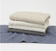Coyuchi Organic Cotton Bathroom Rugs