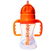 Thinkster BPA Free No-Spill Straw Bottle