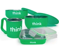 BPA-Free Complete Feeding Set