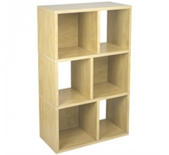 Laguna Modern Bookshelf in Natural