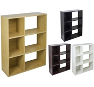 Sutton Modern Bookshelves ($118.99)