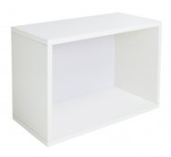 Storage Rectangle Plus in White