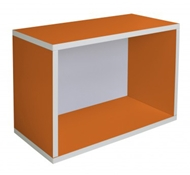 Storage Rectangle Plus in Orange
