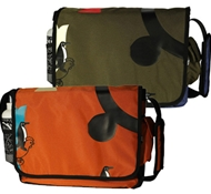 Recycled PET Penguin + Rooster Large Messenger Bags (Orig. $53.00, On Sale $44.99)