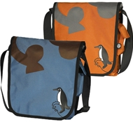 Recycled PET Penguin + Rooster Small Messenger Bags (Orig. $45.00, On Sale $39.99)