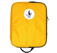 Recycled PET iPad Bag in Yellow