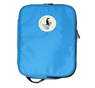 Recycled PET iPad Bag in Aquamarine