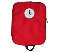 Recycled PET iPad Bag in Red