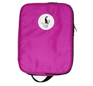 Recycled PET iPad Bag in Fuchsia