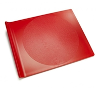 Preserve BPA-Free Large Cutting Board in Red
