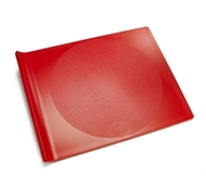Preserve BPA-Free Small Cutting Board in Red