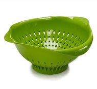 Preserve BPA-Free Large Colander in Green