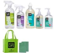 New Baby Essentials Cleaning Kit with Clary Sage + Citrus All-Purpose Cleaner