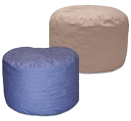 Eco-Friendly Bean Bags with Cotton Coverings