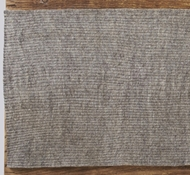 Organic Wool Stitched Felt Table Runner