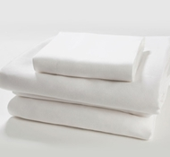 Organic Cotton Sateen Sheet Set - Queen