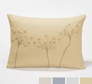 Organic Cotton Delicate Dandelion Canvas Decorative Pillows