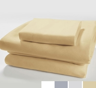 Organic Supima Cotton Sateen Sheet Sets