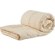 Organic Cotton and Wool Mattress Toppers by Sleep & Beyond