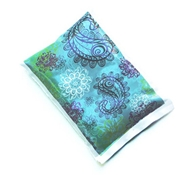 Biodegradable Non-Toxic Bento Cool Ice Pack - Paisley