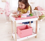 Eco-Friendly Doll Changing Table