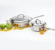 Stainless Steel Essentials Cookware Set