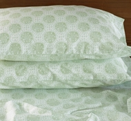 Coyuchi Organic Cotton Sand Dollar Printed Sheet Sets