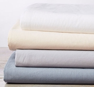 Coyuchi Organic Cotton 220 Thread Count Percale Sheets & Sheet Sets