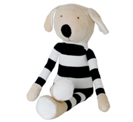 Under the Nile Organic Cotton Stuffed Toy Buddy the Dog