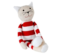 Under the Nile Organic Cotton Stuffed Toy Tilly the Cat