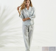 Coyuchi Organic Cotton Meadow Pajama Set