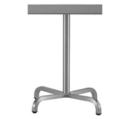 20-06 Square Cafe Table by Emeco