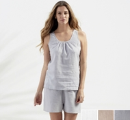 Coyuchi Point Reyes Linen Short Set
