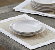 Simple Linen Placemats (Set of 4)