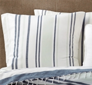 Organic Cotton Sutro Stripe Shams