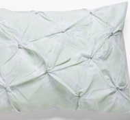 Organic Cotton Pansy Twin Duvet Set