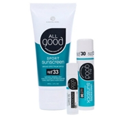 All Good Unscented Sun Care Set