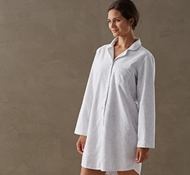 Women's Cloud Brushed Flannel Sleepshirt