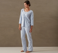 Women's Solstice Pajama Set Small Sky