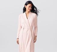 02a39fe56b51 Coyuchi Women s Solstice Robe in Camellia. Coyuchi Organic Cotton Women s  Solstice Robe ...
