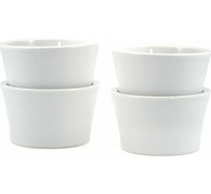 Brasserie Porcelain Ramekin Set of 4