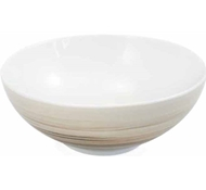 Dakota Porcelain Cereal Bowl Set of 4 - Birch