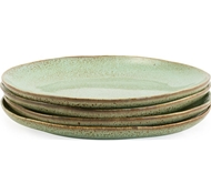 Farmstead Stoneware Dinner Plate - Set of 4 - mint
