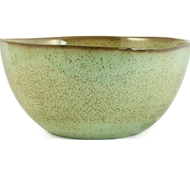 Farmstead Stoneware Salad Serving Bowl - Mint