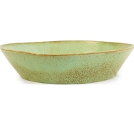 Farmstead Stoneware Pasta Serving Bowl - Mint