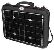 Voltaic Generator Solar Charging Laptop Bag