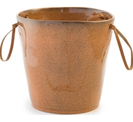 Farmstead Stoneware Wine Cooler - Terracotta