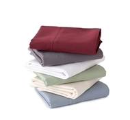 300 Thread Count Organic Cotton Sateen Pillowcases Set of 2