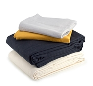 Organic Flannel Sheet Sets and Pillowcases