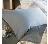 Bambeco 300 Thread Count Organic Cotton Sateen Solid Bedding